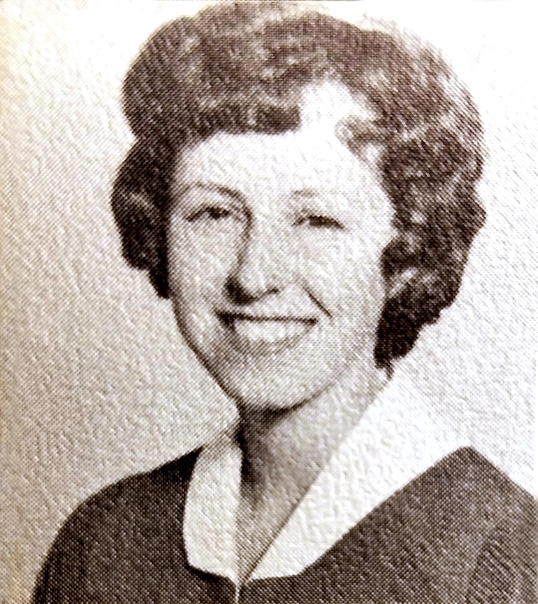 Jean Henderson 1961
